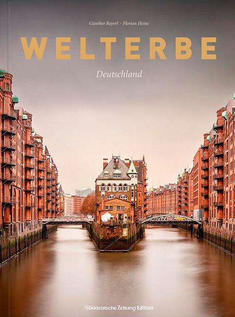 Buchtitel Welterbe Süddeutsche Zeitung Edition